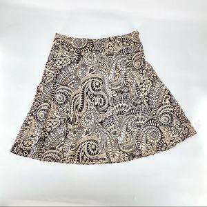 GEOFFREY BEENE Stretch Skirt A01